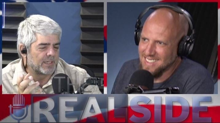 Joe Messina, The Real Side Radio Show, with Dave Goss