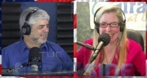 Joe Messina, The Real Side Radio Show with Kimberly Morin