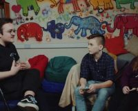 Trans Activist discusses genitals and sexual preferences with Children!