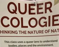 Rethinking nature through QUEER lenses!