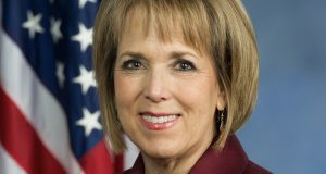 New Mexico Democratic Gov. Michelle Lujan Grisham