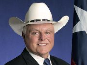 Republican Texas Agriculture Commissioner Sid Miller