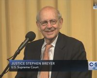 Justice Breyer must go for being against court packing!