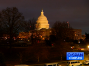 Protests at the U.S. Capitol, West Front Exterior/ Cspan