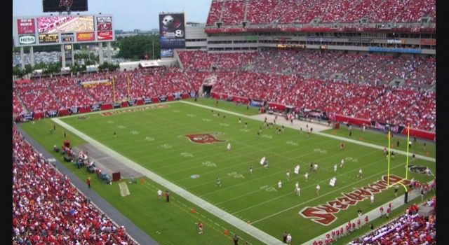 2021 Super Bowl Hosted at Raymond James Stadium