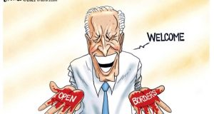 A.F. Branco Cartoon – Red Handed