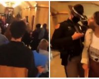 BLM storms IOWA Capital – Yet NOT an insurrection!