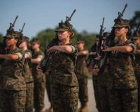 Woman to be required to register for the draft – JUST like the men!