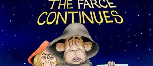 Obama, Star Wars, Climate Change, The Farce Continues