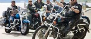 Squatters take Veteran's house as he fights for his country! Military biker club fixed the problem!