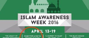 This week is Islam Week on college campuses