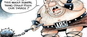 New IRS scandal?
