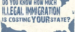 How much IS Illegal immigration REALLY costing you?