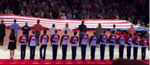 Is American Athlete Gabby Douglas Unpatriotic?