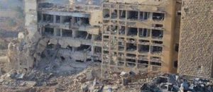 Hospitals are NOT being targeted by the Syrian Army