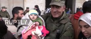 U.S. Military Officer escapes with Terrorists in Aleppo