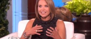 Katie Couric a female fetus can feel male!
