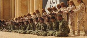 Syria: U.S. aids liberation of Palmyra from ISIS