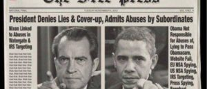 Watergate Part Deux: Still don't think there is a double standard? Think again!