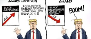 Another Trump Promise KEPT: Black Employment Matters