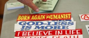 Today's atheists are bullies !