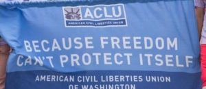 ACLU no longer for equal right?