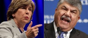 Trumka under fire from his own!