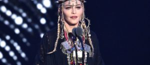 Madonna slammed online for making Aretha Franklin tribute all about her