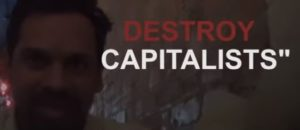 "Socialists in our U.S. Govt offices: ""We want to destroy capitalists."" Meet the Deep State!"