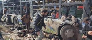 Terror attack in West Aleppo: 168 dead including 68 children