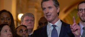 Newsom is a real nuisance!