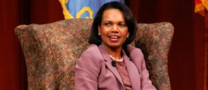 Condoleezza Rice a War Criminal?