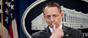 Rosenstein in trouble?