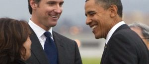 Newsom blames Obama for Homeless problem!