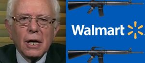 LEFTY reporter cant purchase a gun at Walmart!