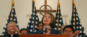 NANCY condemn abortion or Quit the Church!
