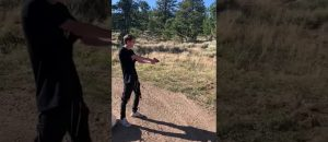 Student banned from school for LEGAL target practice video!