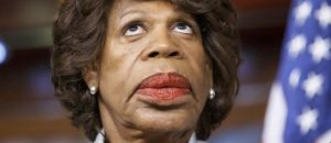 Does Maxine Waters have a CLUE?