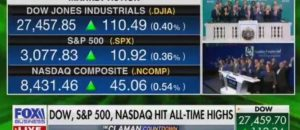 Dow, S&P, and Nasdaq ALL HIT NEW RECORDS!