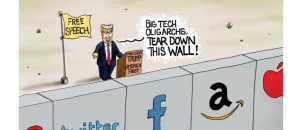 A.F. Branco Cartoon – Wall of Silencing