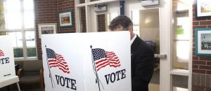 Voting Booth, Rand Paul, Vote, Election