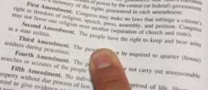 High School AP History Book Rewrites 2nd Amendment